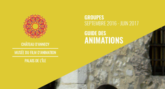 Guide des animations 2016-2017