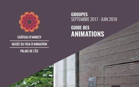 Guide des animations 2017-2018