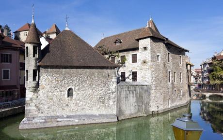 Palais de l'Ile d'Annecy