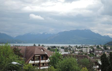 """Sortir des sentiers battus ! Visite guidée """"Plongée dans le paysage, depuis les collines d'Annecy-le-Vieux"""""""