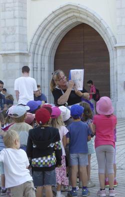 A l'assaut du château d'Annecy
