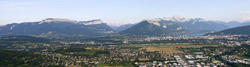 Territory of the Urban Community of Annecy
