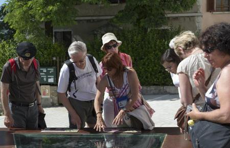 Annecy, visite de la ville avec le guide conférentier Catherine Mercier-Guyon.