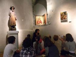 La sculpture au Moyen-Age et aujourd'hui