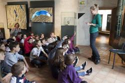 Visite animée de l'Observatoire régional des lacs alpins