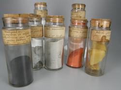 Produits pour apprêt et teinture,  Manufacture de coton d'Annecy et Pont