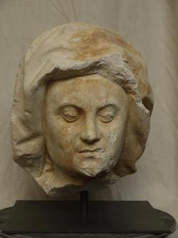 Sainte femme de la Mise au Tombeau du Saint Sépulcre