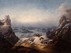 Vue de l'Oberland